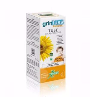 Aboca Grintuss Pediatric Sirop Poliresin 180mg