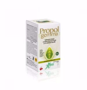 Aboca Propolgemma spray gat pt copii si adulti fara alcool x 30ml